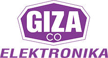 Giza co. Elektronika Logo